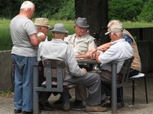 Oude mannen